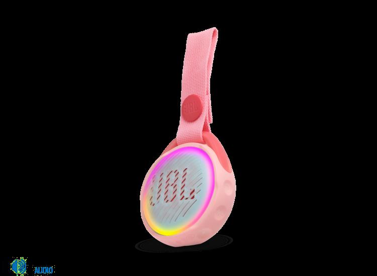 JBL JR POP Bluetooth hangszóró, pink
