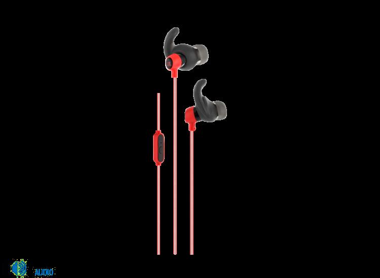 JBL Reflect Mini sport fülhallgató Android/Univerzális Piros