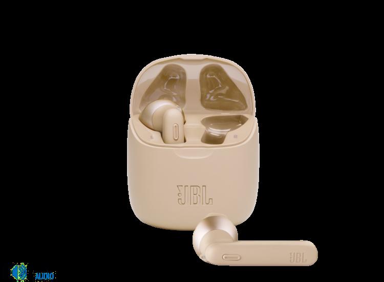 JBL TUNE 225TWS True Wireless fülhallgató, arany