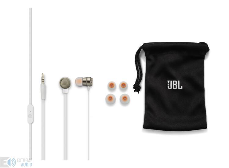 JBL T280A fülhallgató, arany