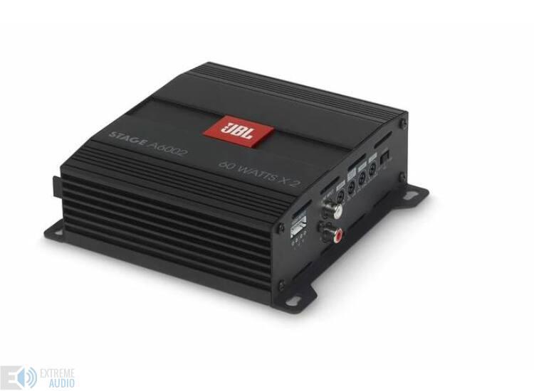 JBL STAGE A6002 2 csatornás erősítő (Bemutató darab)