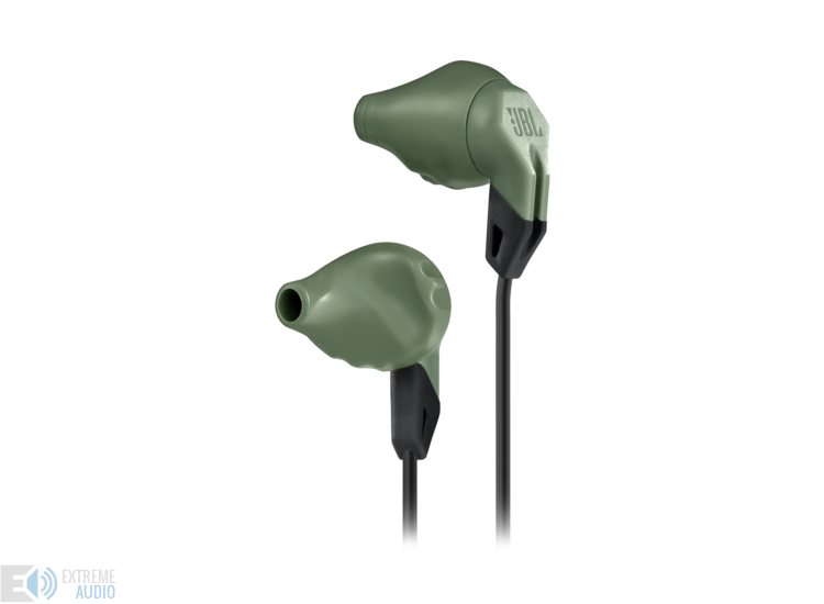 JBL Grip 200 vezérlős fülhallgató zöld