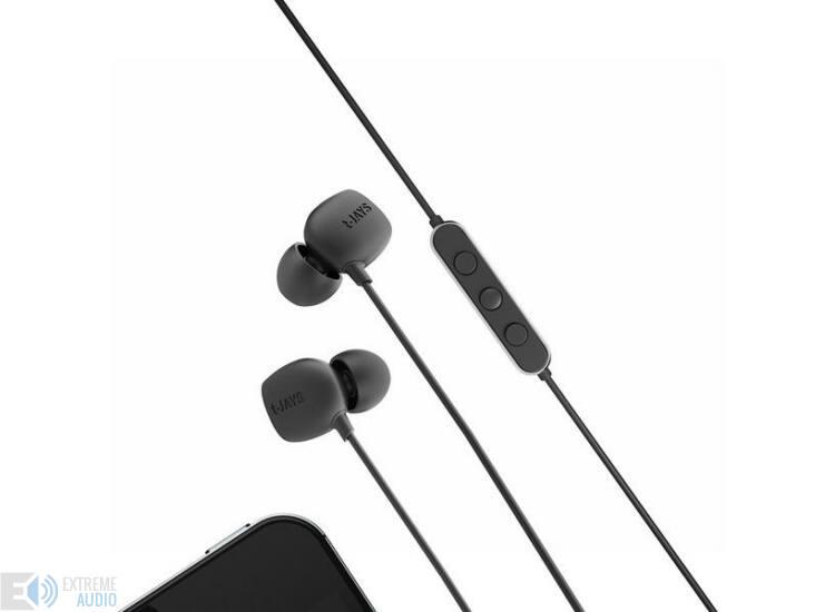 Jays t-Jays mikrofonos fülhallgató iPhone-hoz 8993f8b75d