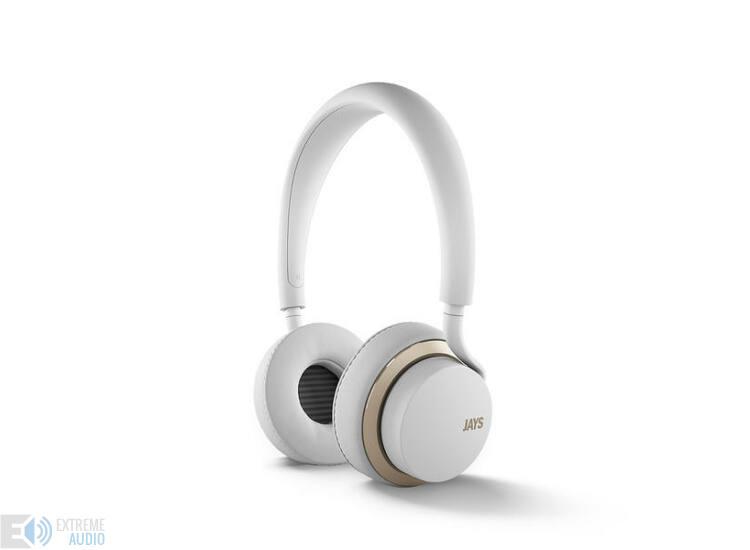JAYS u-Jays fejhallgató android fehér arany