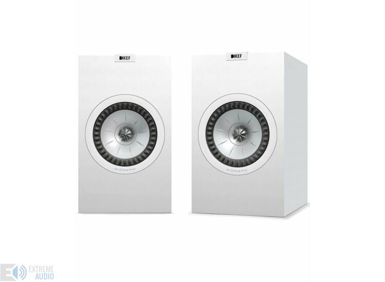 KEF Q350 polcsugárzó pár, fehér