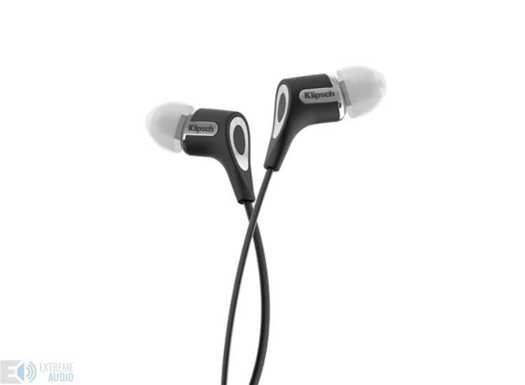 Klipsch R6 Fülhallgató Fekete
