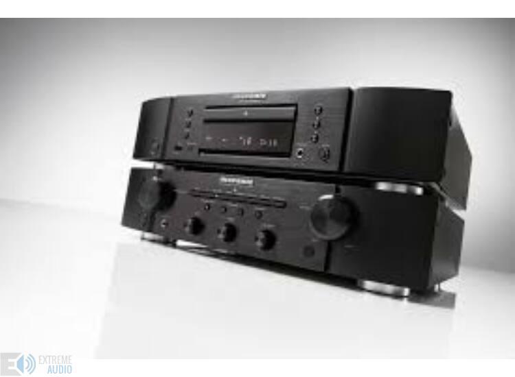 Marantz PM6006 + CD6006 sztereó szett, fekete