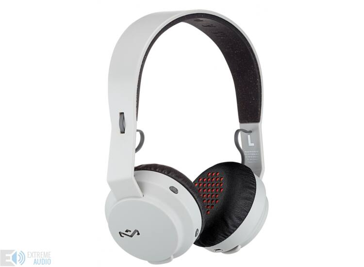 Marley (EM-JH101-GY) REBEL BT on-ear Bluetooth Fejhallgató