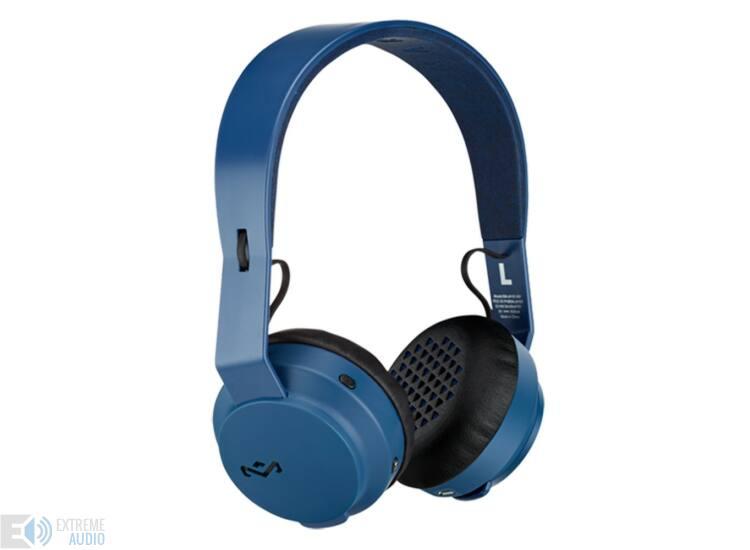 Marley (EM-JH101-NV) REBEL BT on-ear Bluetooth Fejhallgató