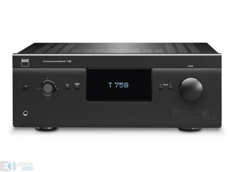 NAD  T 758 V3 7.1 csatornás házimozi erősítő