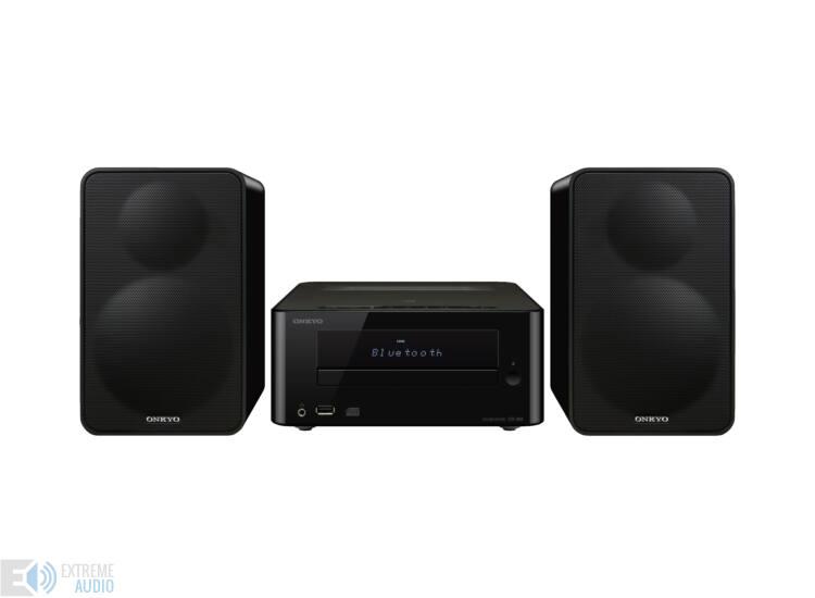 Onkyo CS-265 CD-rádióerősítő mini rendszer, Fekete