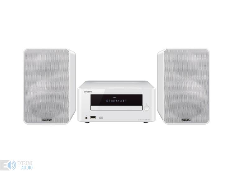 Onkyo CS-265 CD-rádióerősítő mini rendszer, Fehér