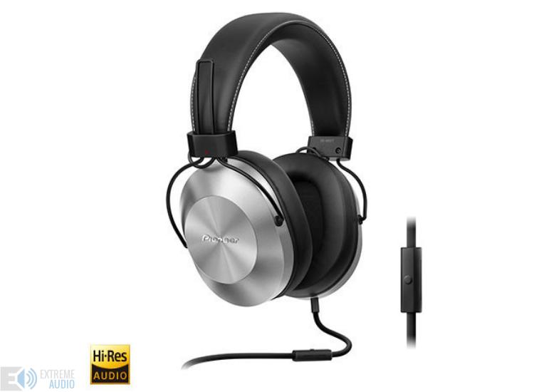 Pioneer SE-MS5T fejhallgató ezüst