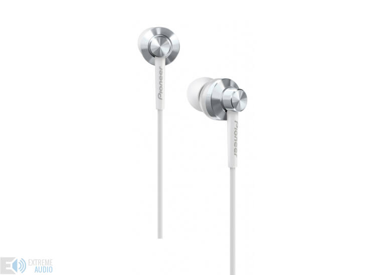 Pioneer SE-CL522 fülhallgató Fehér