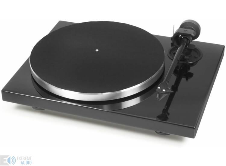 Pro-Ject 1 Xpression Carbon Classic analóg lemezjátszó Ortofon 2M-SILVER hangszedővel
