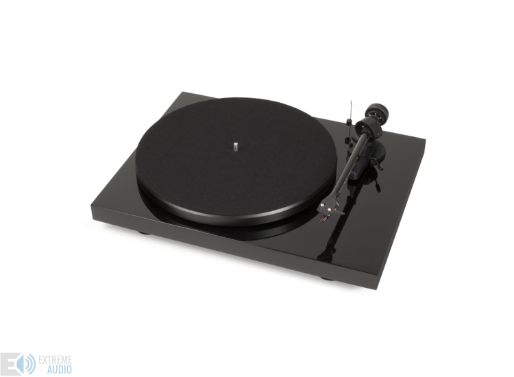 Pro-Ject Debut Carbon Phono USB DC lemezjátszó (Ortofon OM 10 hangszedővel)