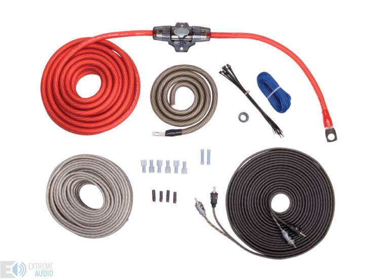 Rockford Fosgate RFK4X 20mm kábel szett