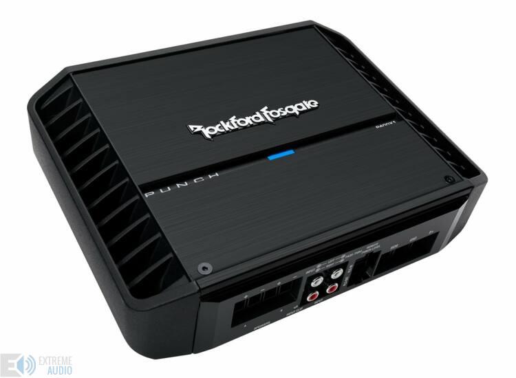 Rockford Fosgate Punch P400X1 autó hi-fi erősítő