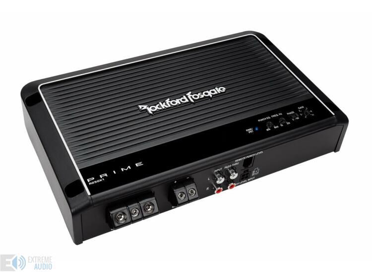 Rockford Fosgate Prime R250X1 autó hi-fi erősítő