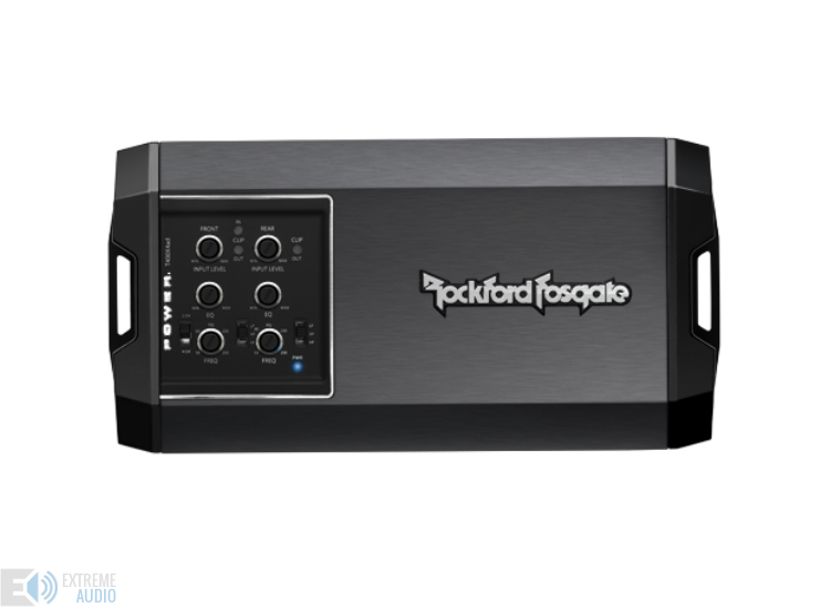 Rockford Fosgate Power Micro T400x4 AD autó hi-fi erősítő