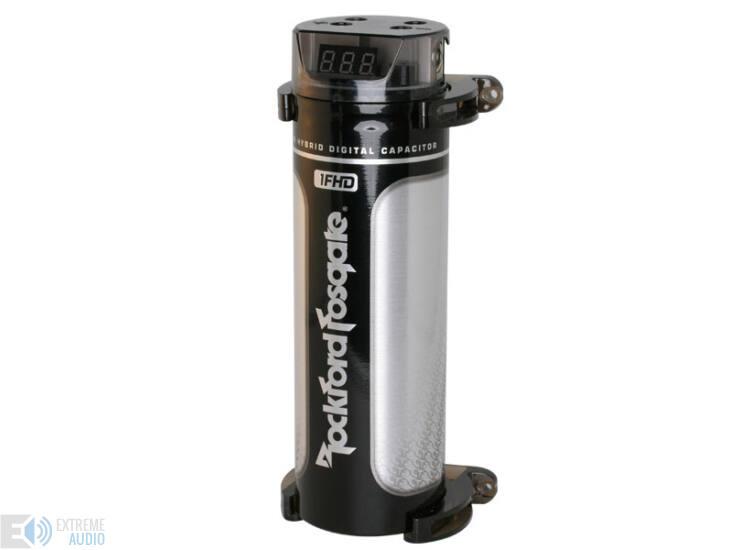 Rockford Fosgate RFC 1D kondenzátor