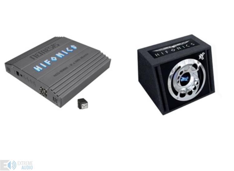 HiFonics NXI-4002 2 + BXi12 Reflex