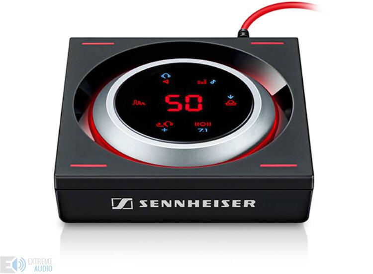 Sennheiser GSX 1000 USB DAC fejhallgató erősítő  95b84e19ce
