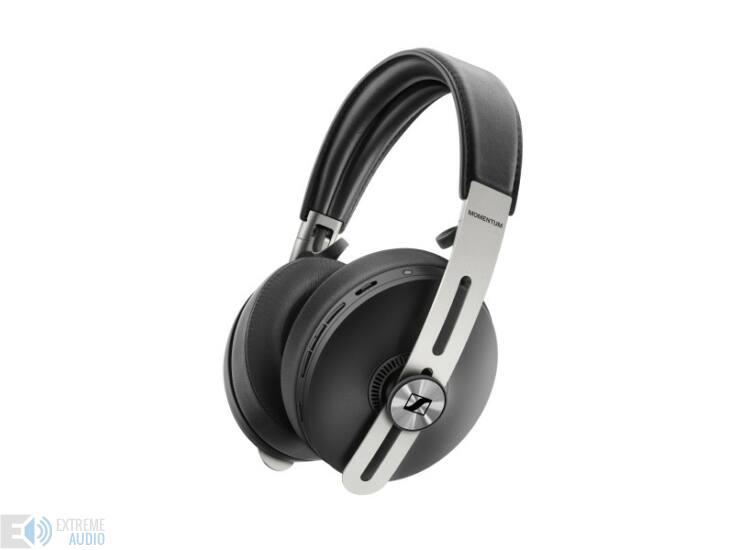 Sennheiser MOMENTUM 3 Wireless fejhallgató, fekete