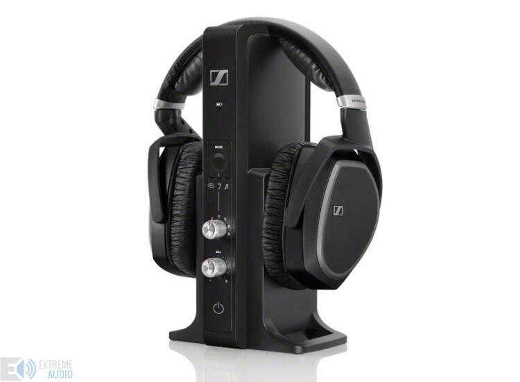 Sennheiser RS 195 vezeték nélküli fejhallgató  d4c05fe82a