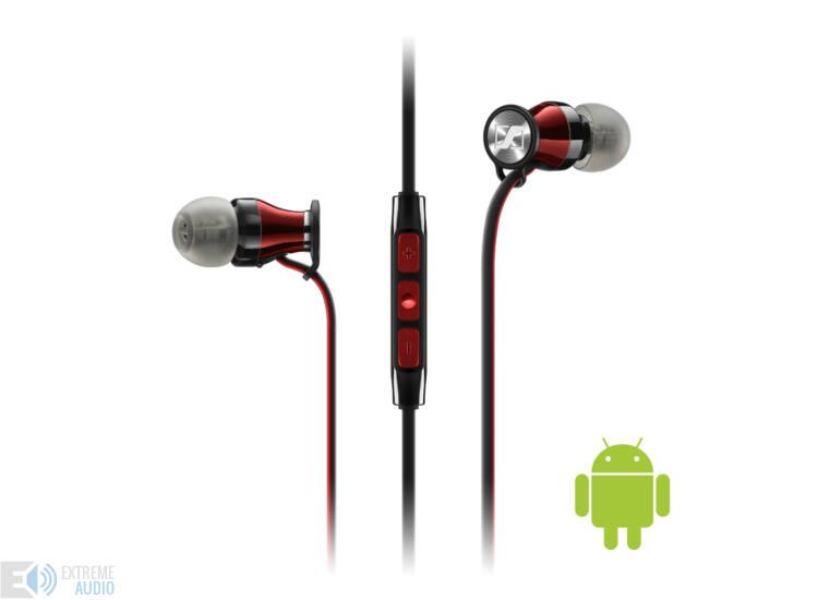 Sennheiser Momentum In-Ear fülhallgató, Android