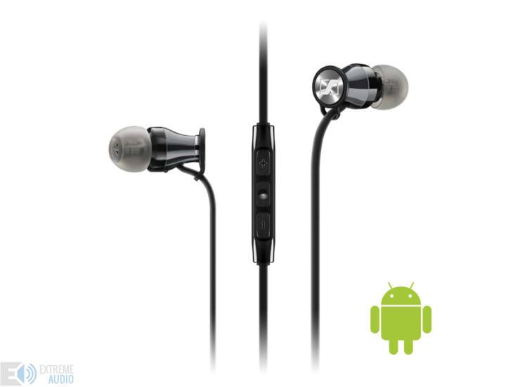 Sennheiser Momentum In-Ear fülhallgató Króm, Android