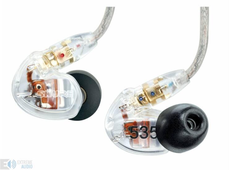Shure SE535 CL Sound Isolatin Fülhallgató