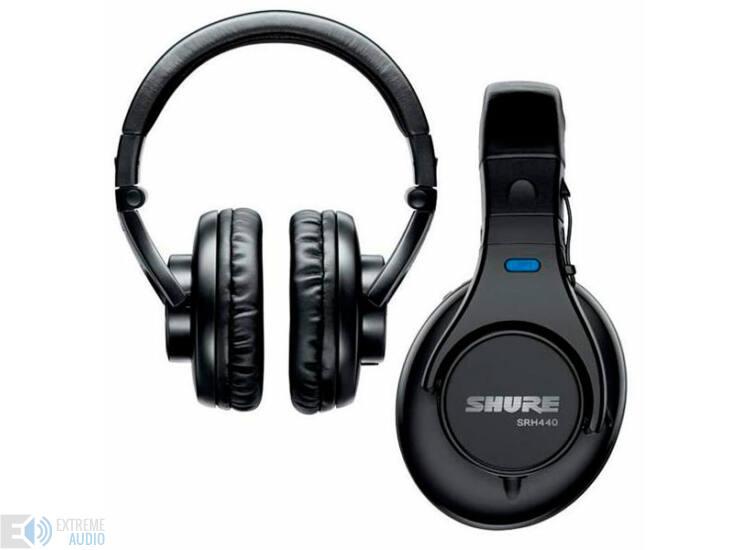 Shure SRH840 Professzionális fejhallgató  3af4df1392