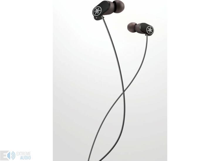 Yamaha EPH-W22 fülhallgató, vezeték nélküli modullal, fekete