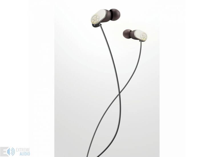 Yamaha EPH-W22 fülhallgató, vezeték nélküli modullal, fehér