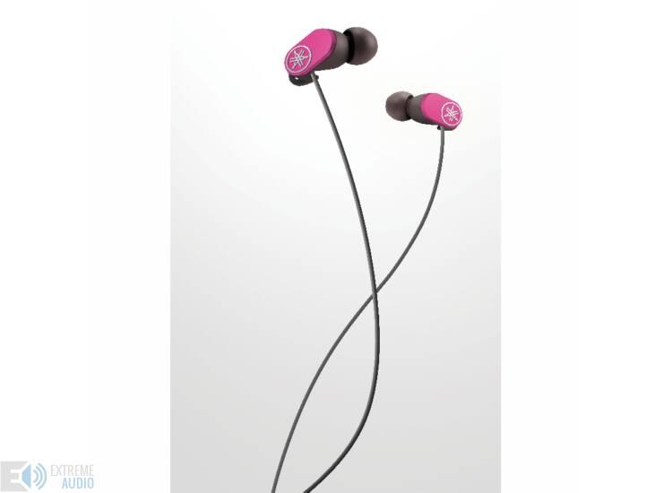 Yamaha EPH-R22 fülhallgató, pink
