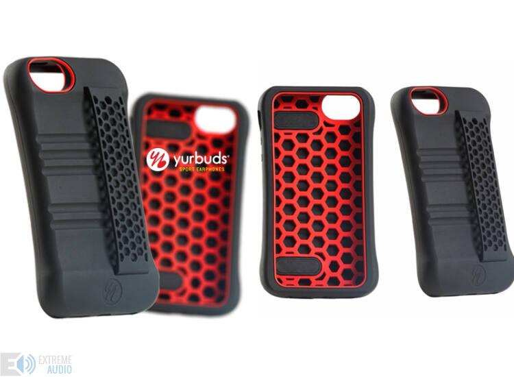 Yurbuds Race Case, egykezes sport tok iPhone 5-höz