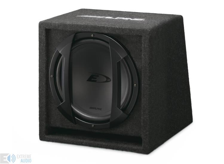 Alpine SBE-1044BR Bass reflex mélyláda
