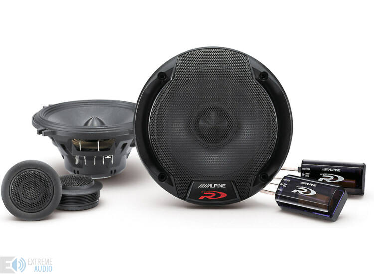 Alpine SPR-50C 2 utas komponens hangszóró szett 13cm