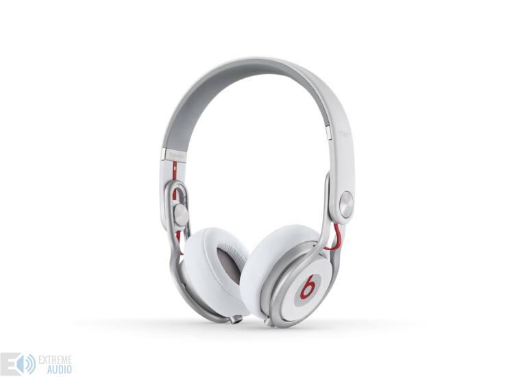 Beats MIXR fejhallgató, fehér