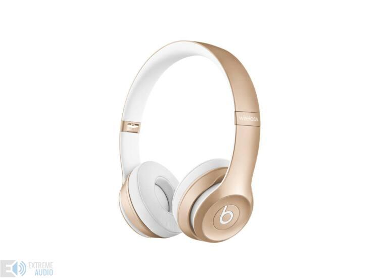 Beats SOLO 2 On-Ear Wireless  fejhallgató Arany