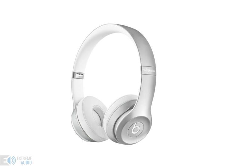 Beats SOLO 2 On-Ear Wireless  fejhallgató Ezüst DEMO