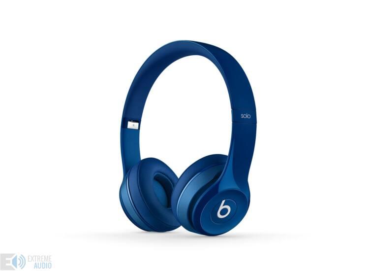 Beats SOLO2 On-Ear fejhallgató Kék