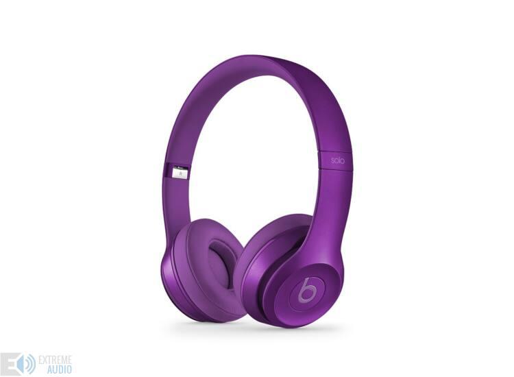 Beats SOLO2 On-Ear fejhallgató Lila