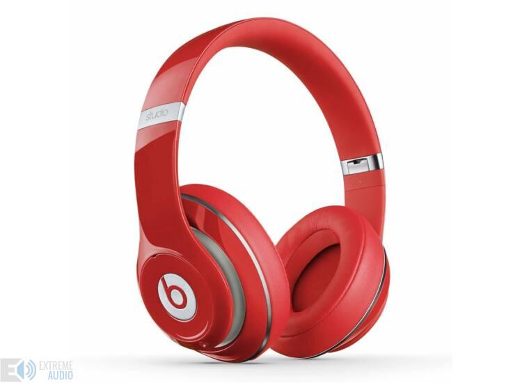 Beats Studio 2.0 Wireless Piros fejhallgató  c93b903d54