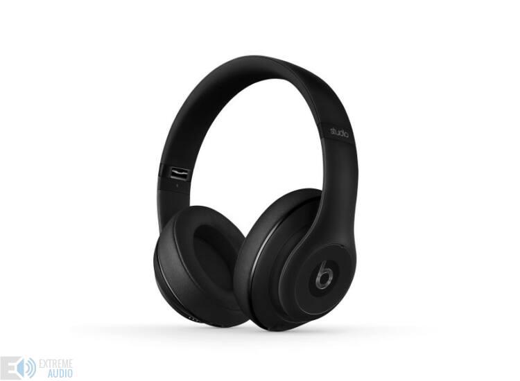 Beats Studio 2.0 Over-Ear Matt Fekete fejhallgató
