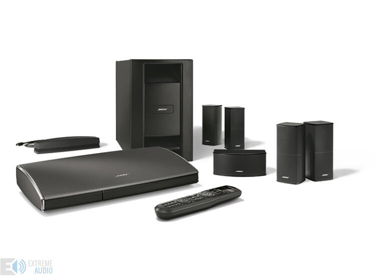 91f850de27 Bose Lifestyle 535 Széria III 5.1 házimozi rendszer | ExtremeAudio ...