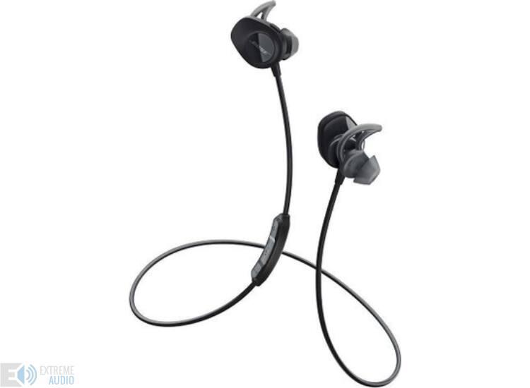 Bose SoundSport wireless fülhallgató fekete