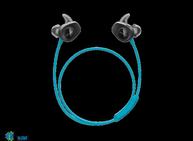 Bose SoundSport wireless fülhallgató kék  52eb116184