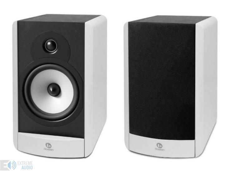 Boston Acoustics A26 Polcra helyezhető hangsugárzó fehér